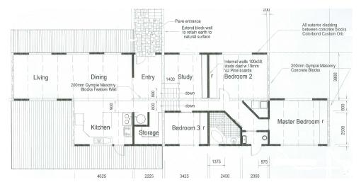 Mon Abri Floorplan