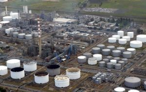 Shell Geelong Refinery