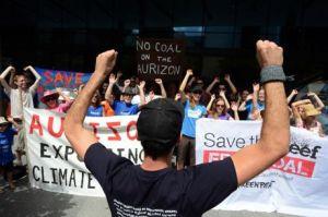 aurizonprotest