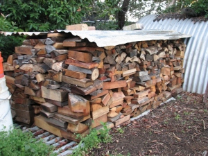 Yes, in Qld that's one year's supply of firewood for an energy efficient AGA!