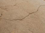 First cracks