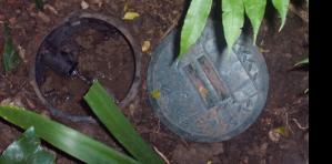 Water filling pot