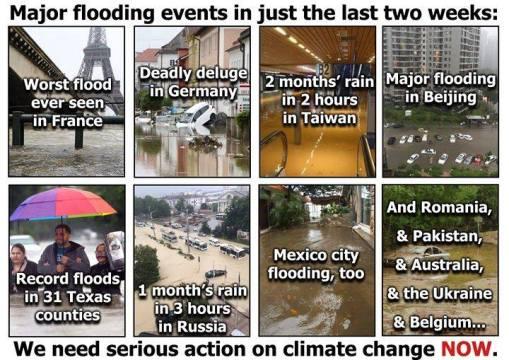 rain events