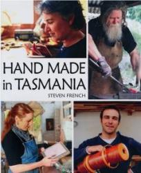 Hand Made in Tas cover