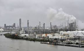 houston refinery