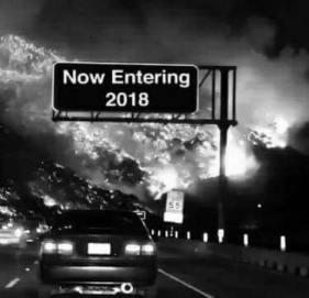 entering 2018